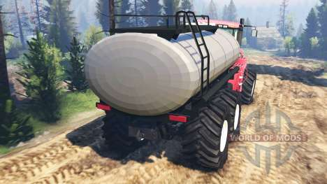 Case IH 620 Turbo v2.0 para Spin Tires