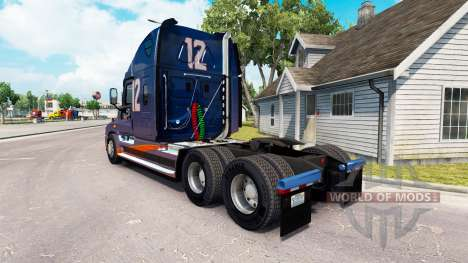 La piel Águila en el Club tractor Freightliner C para American Truck Simulator