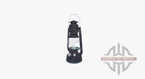 Lámpara de queroseno para Farming Simulator 2017