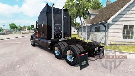 La piel Galón de combustible de los camiones Pet para American Truck Simulator