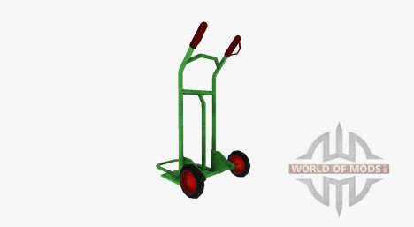 Carretilla de mano para Farming Simulator 2017