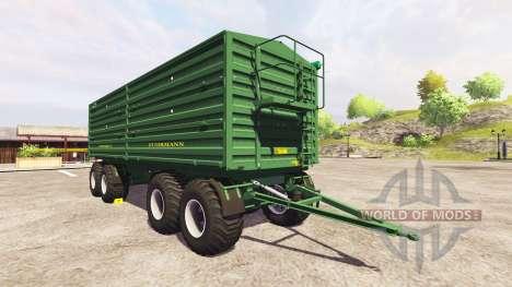 Fuhrmann FF 32000 para Farming Simulator 2013