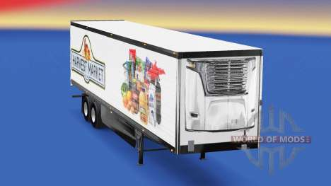 La piel de la Cosecha de Mercado en la parte de  para American Truck Simulator