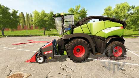 Fendt Katana 85 para Farming Simulator 2017