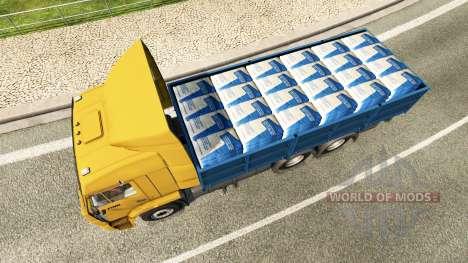 KamAZ-65117 para Euro Truck Simulator 2