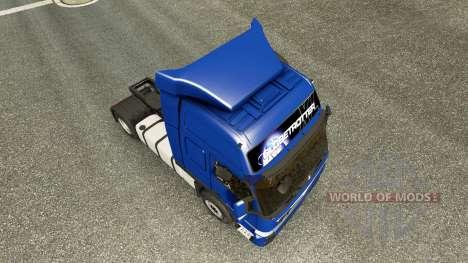 Volvo FM13 v1.2 para Euro Truck Simulator 2