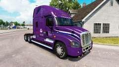 La piel Pacto tractor Freightliner Cascadia