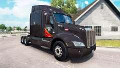 La piel Galón de combustible de los camiones Pet