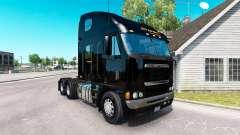 La piel ShR Alemania en el camión Freightliner A