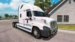 Скин P. A. M. Transporte на Freightliner Cascadi