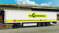 La piel Vancranenbroek para remolques