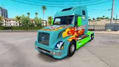 Skoal Bandido de la piel para camiones Volvo VNL