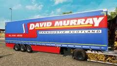 Cortina semirremolque Krone David Murray