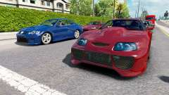 El tráfico NFS most Wanted v2.0