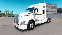 La piel de BIG D Transporte en camiones