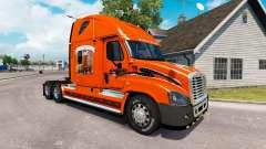 La piel de SCHNEIDER camión Freightliner Cascadi