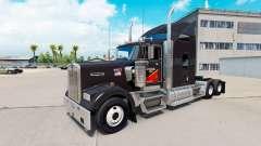 La piel Galón de combustible de los camiones Ken