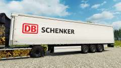DB Schenker skin for trailers