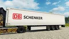 DB Schenker skin for trailers