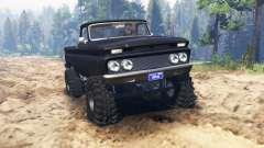 Chevrolet С-10 1966 Personalizado