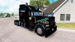 Smith Transporte de la piel para el camión Peter