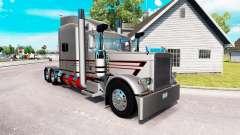 De la piel para MBH Trucking LLC camión Peterbil