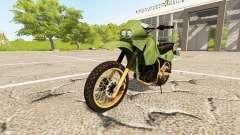 Kawasaki KR650