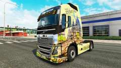 Indonesia piel para camiones Volvo