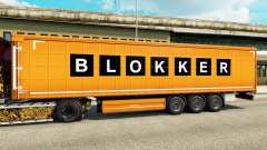 La piel Blokker es un semi