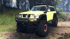 Nissan Patrol v3.0