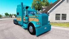 Скин Johnson Ganado LLC на Peterbilt 389