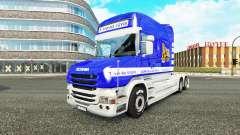 Scania T Longline [T. van der Vijver]