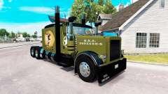 WW2 Estilo de la piel para el camión Peterbilt 3