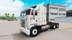 Walmart de la piel para Kenworth K100 camión