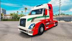 La piel De den Bosch para Volvo camión y EUROPA