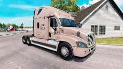 Скин KLLM Transporte на Freightliner Cascadia