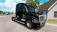 La piel en KTS camión Freightliner Cascadia