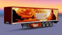 Riddick piel para remolques