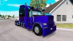 3 Metálicas de la piel para el camión Peterbilt