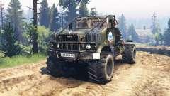 KrAZ-258 v3.0