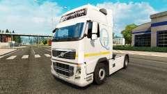 Piel Q-Meieriet para camiones Volvo