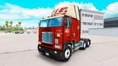 La piel de la EMPANADA en camión Freightliner FL