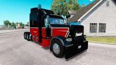 La Piel Bert Materia Inc. para el camión Peterbi