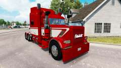Viper2 de la piel para el camión Peterbilt 389