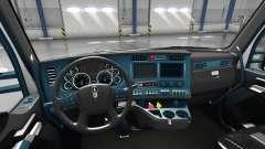 Interior de la Esfera Azul para Kenworth T680
