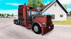 Metálico de la piel para el camión Peterbilt 389