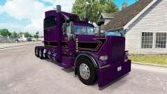Conrad Shada de la piel para el camión Peterbilt