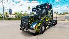La piel de Monster Energy para camiones Volvo VN