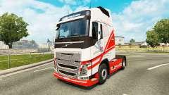 TruckSim de la piel para camiones Volvo