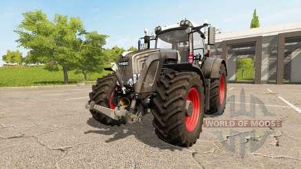 Fendt 936 Vario Black Beauty [pack] para Farming Simulator 2017